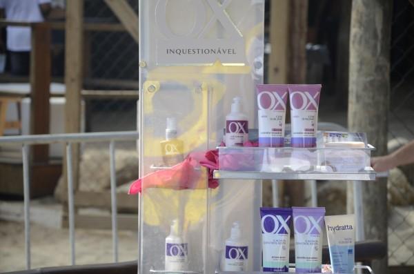 OX Comésticos - Maresias - SP - Agência Mak  Live Marketing