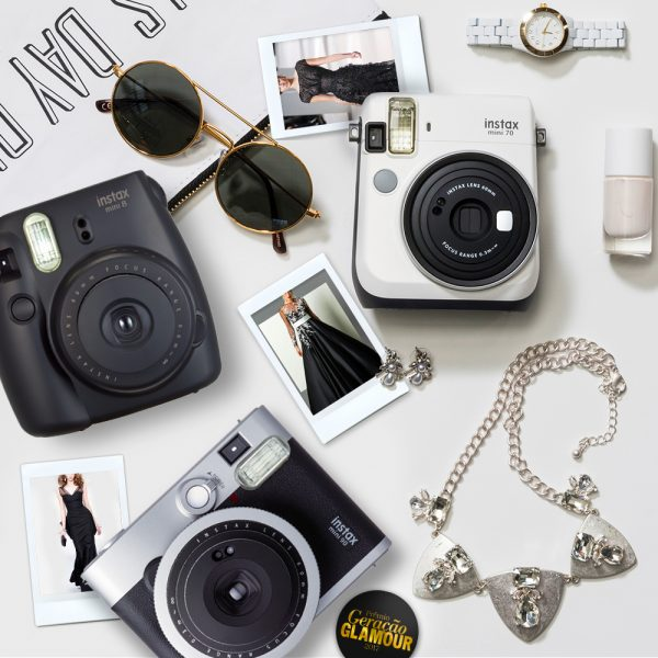 Digital, facebook, instagram, instax, instax brasil , câmera instantânea, agencia digital