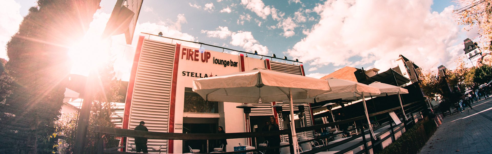Fire Up Lounge Bar - Campos do Jordão - SP