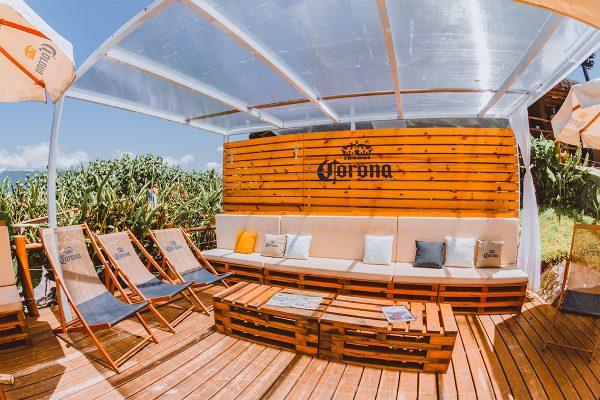 Tailor Made para Corona em Ilhabela